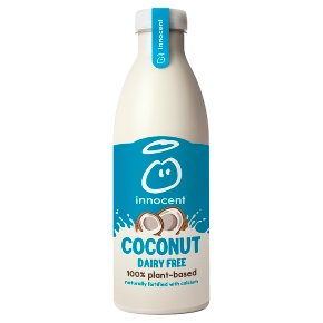 Innocent Dairy Free Coconut Unsweetened Drink