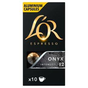 L'Or Onyx Capsules 10s