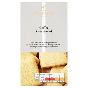 No.1 Coffee Shortbread