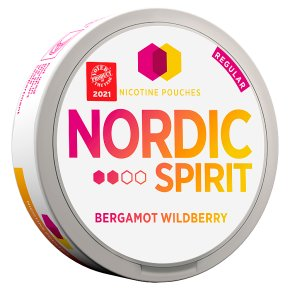 Nordic Spirit Wildberry 6mg