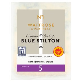 No.1 Cropwell Bishop Blue Stilton PDO
