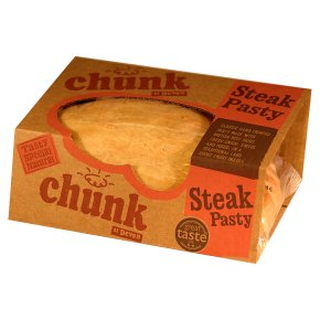 Chunk of Devon Steak Pasty
