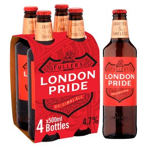 London Pride Bottles