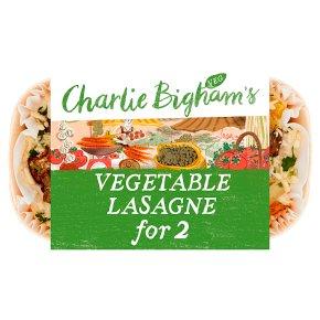 Charlie Bigham's Vegetable Lasagne