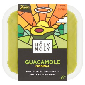 Holy Moly Guacamole Original