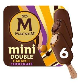 Magnum Mini Double Caramel Chocolate Ice Creams