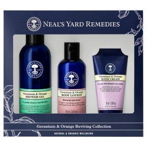 Neal's Yard Remedies Geranium Collection
