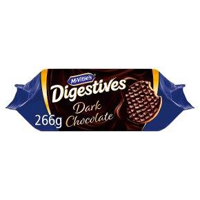McVitie's Digestives Dark Chocolate