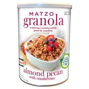 Matzo Almond Pecan Granola