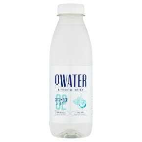 OWater Cucumber & Mint Infused Still Water