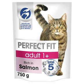 Perfect Fit Rich In Salmon Adult 1+