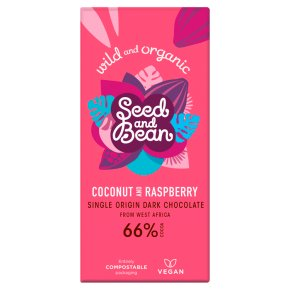 Seed and Bean Coconut & Raspberry