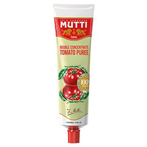 Mutti Double Concentrated Tomato Purée