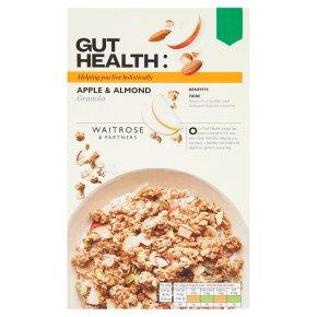 Waitrose Gut Health Apple & Almond Granola