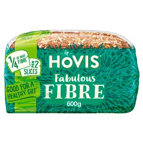 Hovis Fabulous Fibre Sliced Loaf