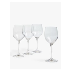 John Lewis House Clear Wine Glasses 380ml