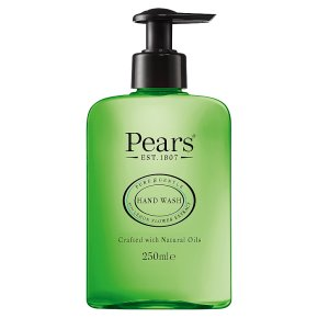 Pears Hand Wash Lemon Flower Extract