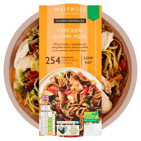Calorie Controlled Chicken Chow Mein