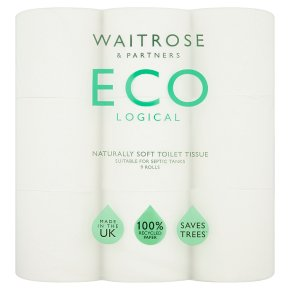 Waitrose ECOlogical Toilet Tissue