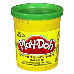 Play-Doh Tub