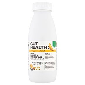 Waitrose Gut Health Mango & Passionfruit Kefir Drink
