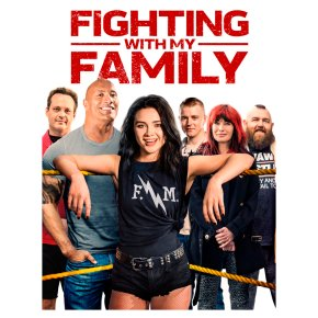 DVD Fighting with my Family