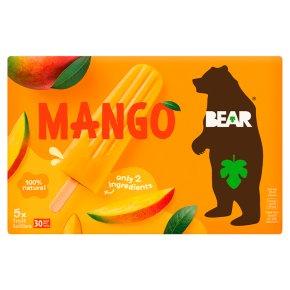 BEAR Mango Fruit Lollies