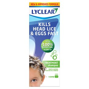 Lyclear Shampoo & Comb
