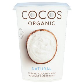 COCOS Organic Natural Coconut Milk Yoghurt