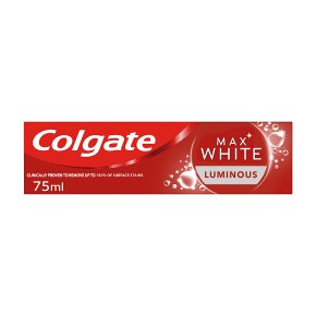 Colgate Max White One Luminous Mint