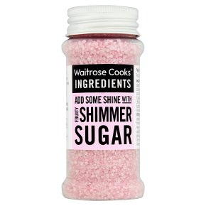 Cooks' Homebaking Fruity Shimmer Sugar