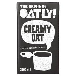 Oatly! Creamy Oat