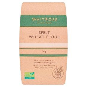 Waitrose Spelt Flour