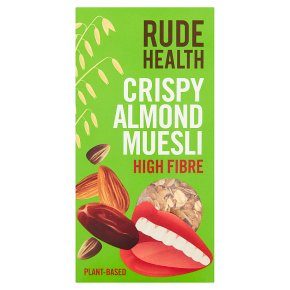 Rude Health Crispy Almond Muesli