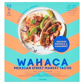 Wahaca Warm & Tangy Kit