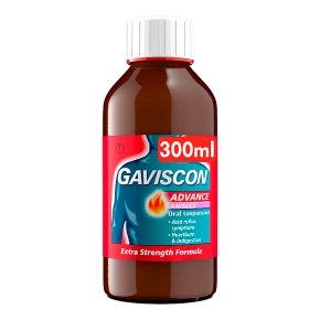 Gaviscon Advance Aniseed