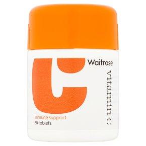 Waitrose Vitamin C Tablets