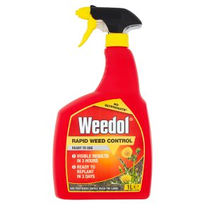 Weedol Rapid Action Weed Control