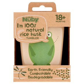 Nuby Rice Husk Tumbler
