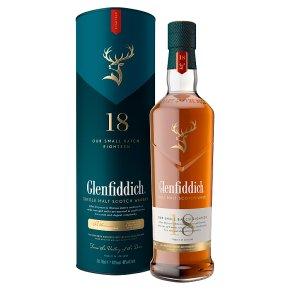 Glenfiddich 18 Year old Malt Whisky