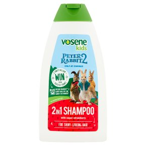 Vosene Kids 2in1 Strawberry Shampoo
