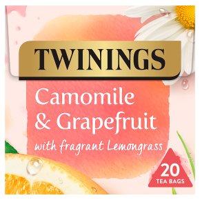 Twinings Camomile Grapefruit 20 Tea Bags