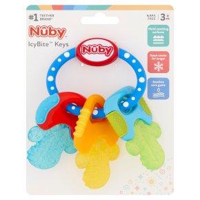 Nûby Icybite Keys Teether