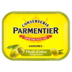 Parmentier Sardines in Extra Virgin Olive Oil