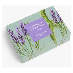 John Lewis Lavender & Eucalyptus Tealights