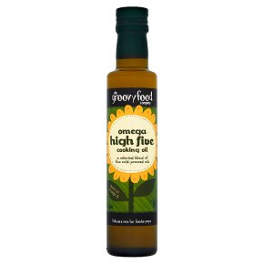 Groovy Food Omega High Five Cooking Oil