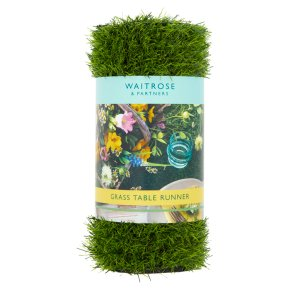 Waitrose Grass Table Runner
