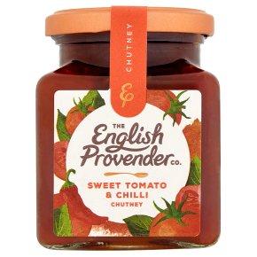 English Provender TomatoChilli Chutney