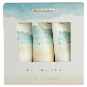 HeathCte By The Sea 3 Hand Creams
