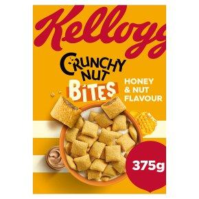 Kellogg's Crunchy Nut Bites Honey & Nut